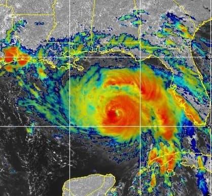 Hurricane Ida 2021 Strikes South East Louisiana