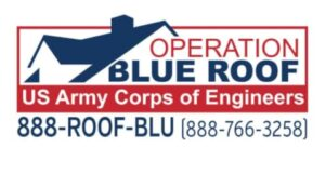 To help Hurricane Ida Louisiana survivors with roof damage, the U.S. Army Corps of Engineers activated its Operation Blue Roof program for 13 parishes. Residents can sign up for this free service by completing a Right of Entry form at Blueroof.us or calling toll-free 888-766-3258. Ascension, Jefferson, Lafourche, Livingston, Orleans, Plaquemines, St. Bernard, St. Charles, St. James, St. John the Baptist, St. Tammany, Tangipahoa, and Terrebonne. This program is a free service to homeowners.